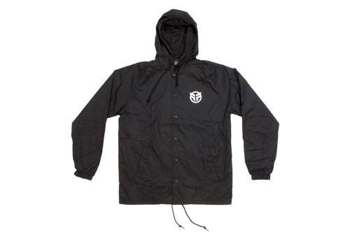 Federal Logo Jacket - Black X -Small